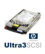 "180726-003 HP 36.4-GB Ultra3 10K rpm Hard Drive 80pin 3.5""  - $16.61"