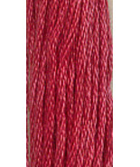 Pomegranate (7019) 6 strand hand-dyed cotton floss Gentle Art Sampler Th... - $2.15