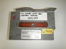 1995 DODGE NEON ABS MODULE (  MATCH # 4672287 (BOX-9458) - $16.78
