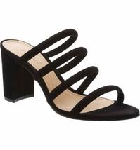 Schutz Felisa Block Heel Sandal Black Size 9B Msrp $170 - $97.95