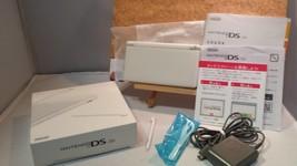 Nintendo  Nintendo DSlite Crystal white  Game console Used Good Used B23 - $300.00