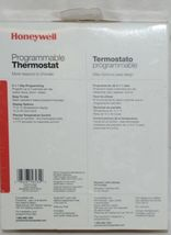 Honeywell RTH2410B Programmable Thermostat Easy Programming image 3