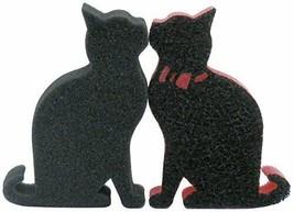 *Abeille kitchen sponge 2P cat black pink × black AISP-603 - $12.68 CAD