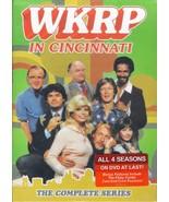 WKRP in Cincinnati The Complete Series (13 Disc Box Set) Brand New - $34.95