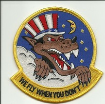 86th Flying Training Squadron Check Flight Patch Full Color :GA12-4 - $5.85