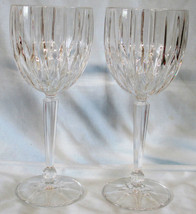 "Mikasa Lexington Avenue 8"" Wine Goblet Stem, Set of 2 - $50.38"