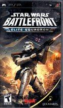 PSP - STAR WARS BATTLEFRONT - $18.95