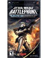 PSP - STAR WARS BATTLEFRONT - $18.75