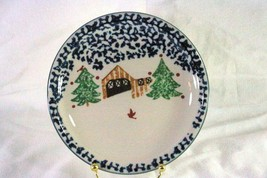 Tienshan Culinary Arts Holiday Wilderness Salad Plate - $6.92