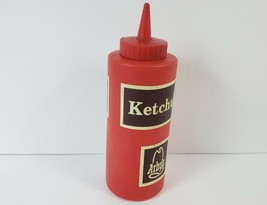 "Vintage Arby's Ketchup Squeeze Bottle - 1970's - Advertising - 7.5"" Tall image 2"