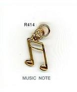 new NAIL ART DANGLE  MUSIC NOTE  CHARM Jewelry - $4.80