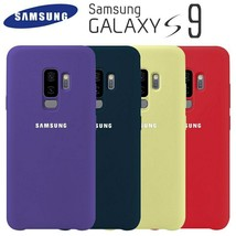 Samsung S9 Case Original High Quality Soft Silicone Protector Case Samsung - $21.28