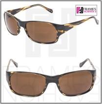 Oliver Peoples Brion OV5196 Brown Cocobolo Java Vfx Photochromic Sunglasses 5196 - $267.30