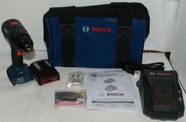 BOSCH GSB18V 490B12 18V Brushless Hammer Drill Driver Kit with Battery image 4