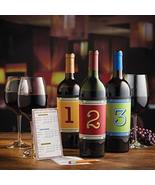 Blind Wine Tasting Set Includes: Thirty Individually Numbered Bottled Wr... - $14.99