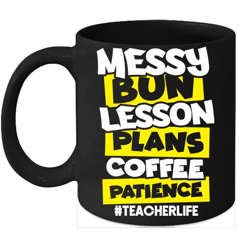 Gifts For Teachers Coffee Lover 11oz Mug - $15.95