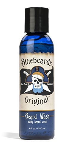 Bluebeards Original Beard Wash, 4 oz.