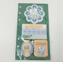 Vintage 1997 Sanrio Keroppi Papers Memo Sheets Stationary For Planner Book - $22.21