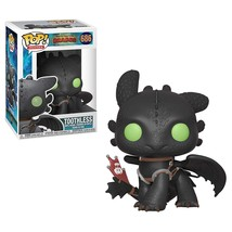 How to Train Your Dragon 3 Funko POP Vinyl Figure - Toothless - $25.99