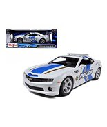 Maisto 2010 Chevrolet Camaro RS SS Police 1/18 Model Car - $54.77