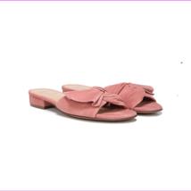 Naturalizer Womens Mila Open Toe Slide Sandals Peony Pink Size 6 W - $23.10