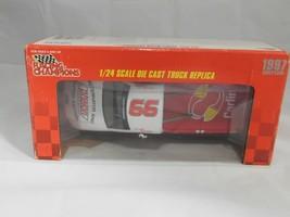 BRYAN REFFNER #66 CARLIN 1:24 RACING CHAMPIONS TRUCK 1997  - $30.40