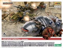 Zoids  Kotobukiya HMM Highend Master Model Kit 008 Molga & Cannonry Molg... - $79.81