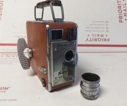 Vintage Keystone 8mm Magazine Camera Model K-40 - $29.25