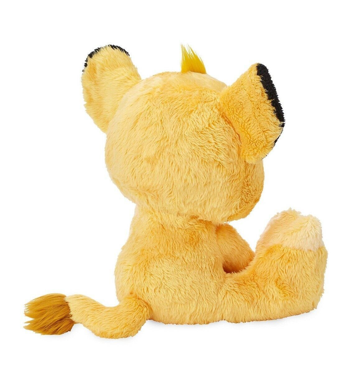 "Disney Parks The Lion King Simba Big Feet 10"" Plush New with Tag"