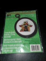 MARY & CO. SCOTTIE DOG TERRIER MINI COUNTED CROSS STITCH KIT [New in Pac... - $9.85