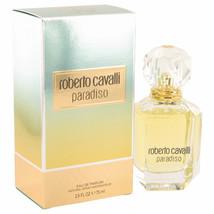 Roberto Cavalli Paradiso 2.5 Oz Eau De Parfum Spray image 3