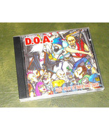 D.O.A. DOA Punk cd Just Play It Over & Over - $14.99