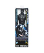 Marvel Black Panther Titan Hero Series 12-inch Black Panther - $16.99