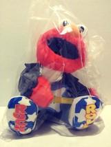 1997 New Tyco Sesame Street Mint Rock & Roll Elmo Doll  - $49.99
