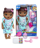 Year 2016 Baby Alive Series 12 Inch Doll Set- African American BETTER NO... - $54.99