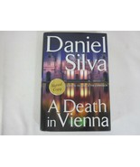 A Death in Vienna by Daniel Silva Signed First Edition - $19.79