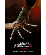 Nightmare On Elm Street 5 - 24x36 Movie Poster - 2018 MONDO Frightmare /225 - $104.45