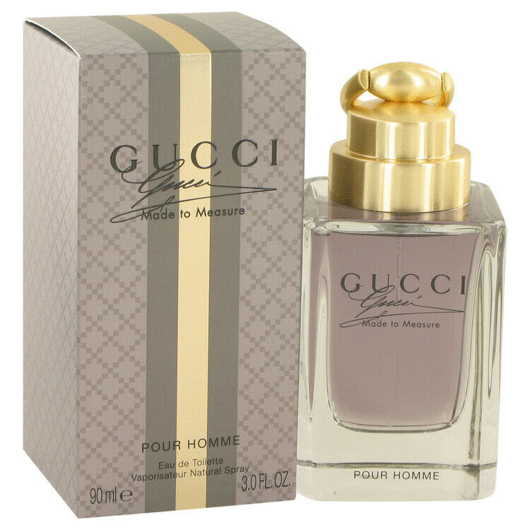 Primary image for Gucci Made to Measure by Gucci 3 oz EDT Spray for Men