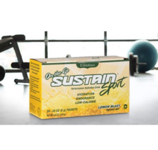 2 X BOX SUSTAIN SPORT PERFORMANCE HYDRATION DRINK (1 Box = 20 packet) - $73.00