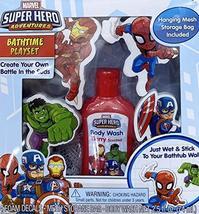 Disney Avengers 6 Pieces Bathtime Playset For boys - $7.99