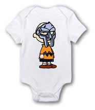 Charlie Brown MF Doom Onesie Bodysuit  - $18.99+