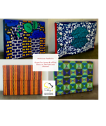 LIMITED SUPPLY!!! Hand made Padfolio/ Laptop case - $18.00+