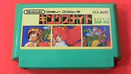 King's Knight (Nintendo Famicom FC NES, 1986) Japan Import - $5.36
