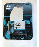 HP #932 Black Ink Cartridge CN057AN GENUINE New Sealed box - $14.01