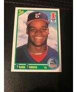 Lot Of 8 Frank Thomas Baseball Cards (NM) - $10.00