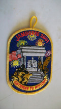 GATEWAY TO HISTORY 2001 NATIONAL JAMBOREE PATCH - $9.64