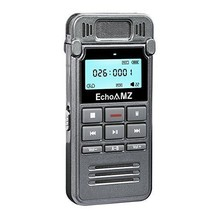 Digital Voice Recorder 8GB Sound Audio Dictaphone USB Voice Activated NEW - $54.33