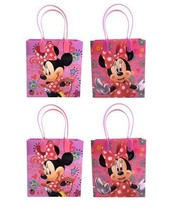20 PCS Minnie goody bags - Disney Mickey Mouse Candy Bags Party Favors Gift - $18.58
