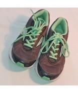 REEBOK MONOFUSHION MESH RUNNING SHOES WOMEN SIZE 9 US GRAY/ Green 1AP506... - $36.00