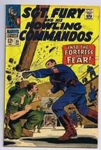 Sgt Fury and His Howling Commandos #39 ORIGINAL Vintage 1967 Marvel Comics - $14.84